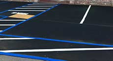 Parking Lot Striping and Painting